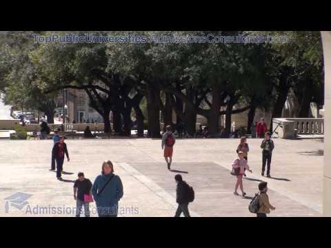 UT Austin Admissions Profile