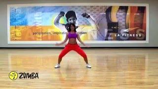 Zumba - Vyah Oh De Naal by Preet Harpal (Bhangra Pop / Belly Dance)