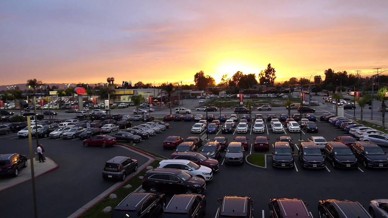 West Covina Honda La Reasons To Shop And Service Covina Valley Kia Birds Eye View