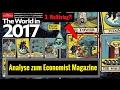 Analyse zum geleakten Cover des Economist Magazine 2017 [2/2]