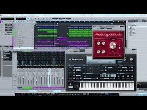 Studio One editing SINGING Vocals WITHOUT auto tune