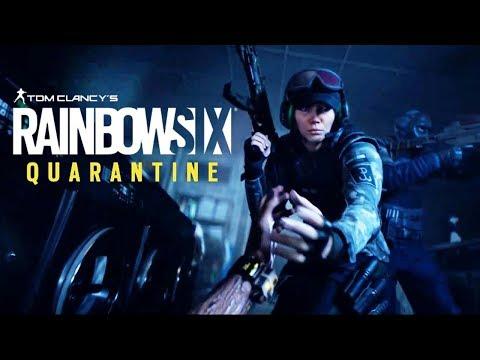 Rainbow Six Quarantine – Official Cinematic Trailer | E3 2019