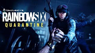 Rainbow Six Quarantine - Official Cinematic Trailer | E3 2019