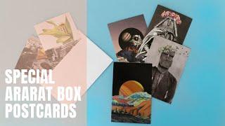 Ararat Box Postcards