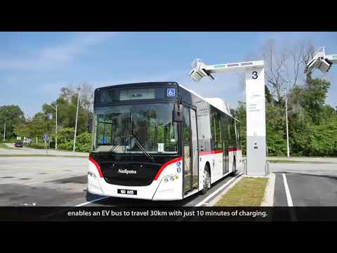 EV Bus Project in Malaysia