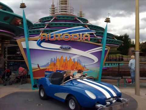 Top 20 Disneyland Paris attractions (both Parks)