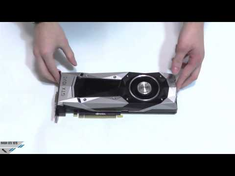 [Unboxing ITA] NVIDIA GTX 1070 Founders Edition