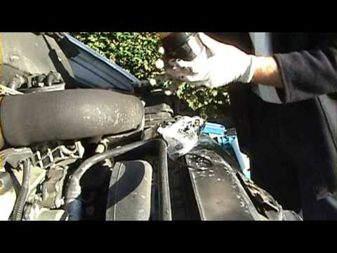 Mercedes Sprinter - How to change Engine Oil  Filter - YouTube
