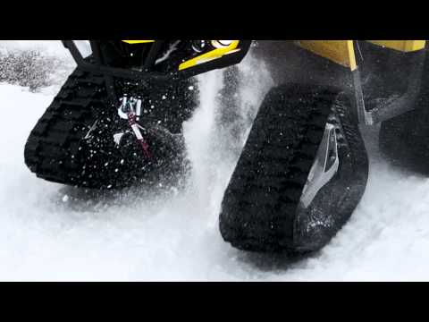 Can-Am Apache 360 Track System