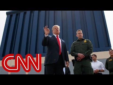 Trump says he'll use military to protect US border