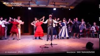 Zespół Pieśni i Tańca Politechniki Warszawskiej w MCC Mazurkas-