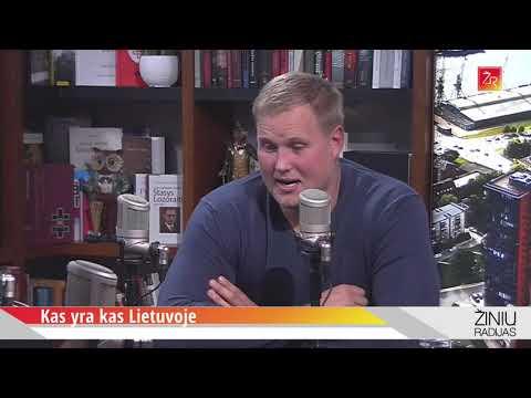 ''Kas yra kas Lietuvoje'' : Ridas Jasiulionis ir Andrius Gudžius