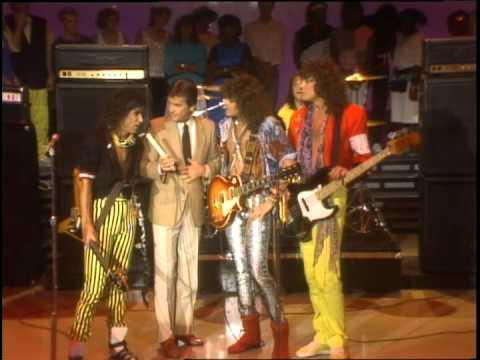 Dick Clark Interviews Y&T- American Bandstand 1984