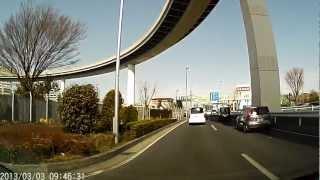 埼玉県,与野→17号線→大宮方面へ