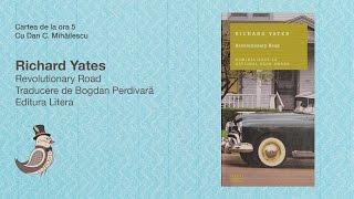 richard yates revolutionary road audiobook