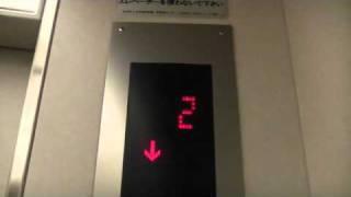 熱田区役所のエレベーター(その2)