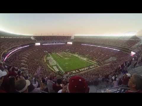 GoPro: Bryant Denny Stadium Intro