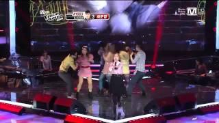 보이스코리아 시즌1 - 우혜미 (부가킹즈-한잔 더) 보이스코리아 the voice 11회