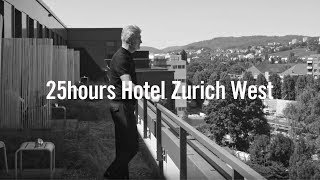 25hours Hotel Zurich West / Hotel Zurich City West...