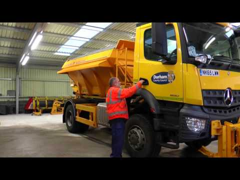Winter Maintenance: Keeping County Durham Moving