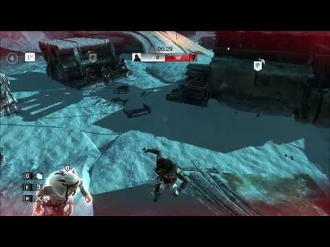 AC3 multiplayer - Artifact Assault - Free Running Troll
