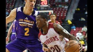 Kay Felder's Full Vegas Summer League Highlights  | 15.8 points, 4.3 rebounds, and 3.5 assists