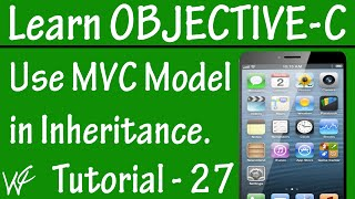 Free Objective C Programming Tutorial for Beginners 27 - MultiLevel Inheritance in Objective C