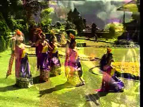 Baliness Dance - Tari Puspanjali
