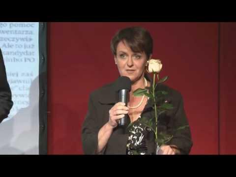 Konferencja Joanny Kluzik-Rostkowskiej