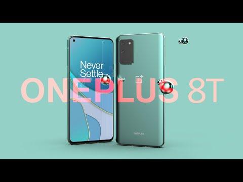 OnePlus 8t 5G - 120HZ display - Snapdragon 865