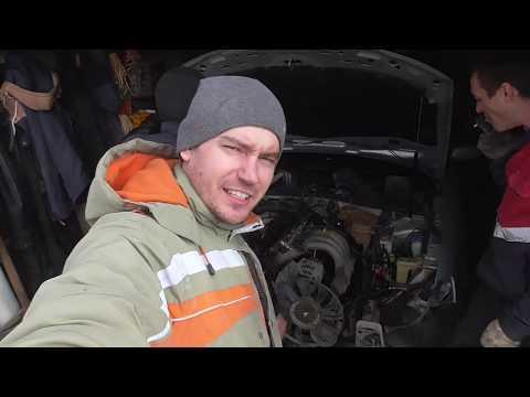 Замена маслосъемных колпачков Volkswagen Passat, Audi A4, A6 (наглядно)