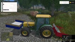 Mod Vorstellung Farming Simulator Ls15: Heckschaufel Pack
