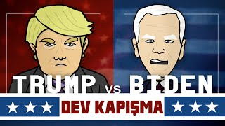 Trump vs Biden | Özcan Show