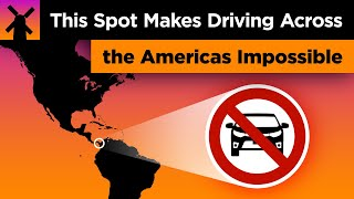 "Why a Single Little Spot Makes Driving Across ""America"" Impossible"