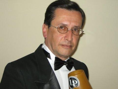 FERNANDO LOPEZ PERCUSION MENOR - JULIA, QUE SIGA EL TREN, MI TAMBORERA