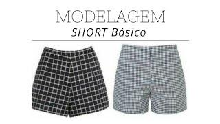 Modelando Short Básico