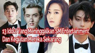 13 Idola Yang Meninggalkan SM Entertainment & Kegiatan Mereka, Member EXO, SNSD, Suju, TVXQ, Shinhwa MP3