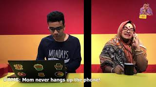 #OMG - #OMaaGo - Phone Trilogy Part 2 -  S02E38 Mom never hangs up the phone!