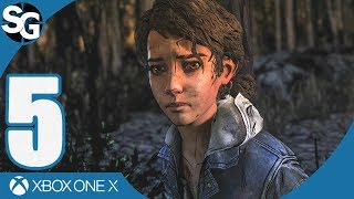 The Walking Dead: The Final Season Episode 4 Gameplay Walkthrough (No Commentary) | Part 5