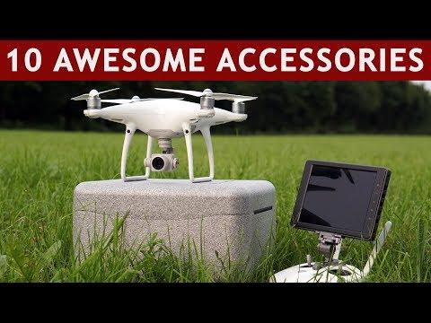 10 Amazing Accessories For Your DJI Phantom 4 (Pro / Advanced)