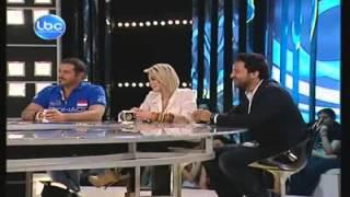 Pamela El Kik & Youssef El Khal In Ahla Jalse - Promo