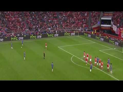 Ezequiel Garay vs Chelsea
