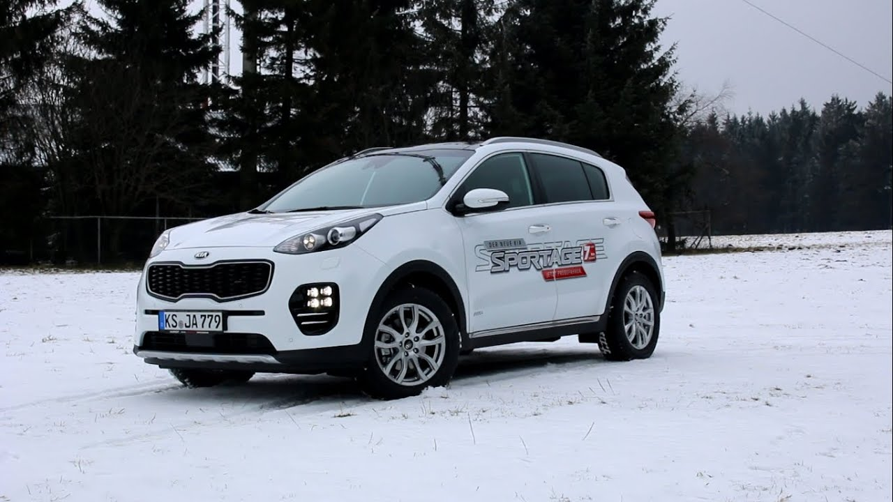 im test kia sportage 2 0 crdi awd gt line the probefahrtblog youtube. Black Bedroom Furniture Sets. Home Design Ideas