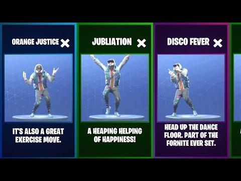 Fortnite Dance Emotes Android Gameplay HD