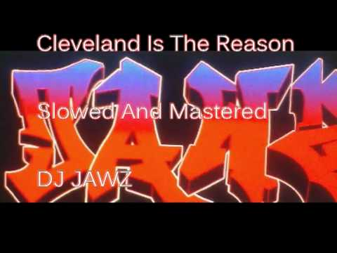 Cleveland Is The Reason- KiD CuDi slowed and Mastered (DJ JAWZ)