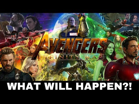 The Avengers Infinity War - What will happen? (My theories)