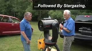 LIttle Preview:Big Story - Gr. Haz. Area Astronomical Society Star Party