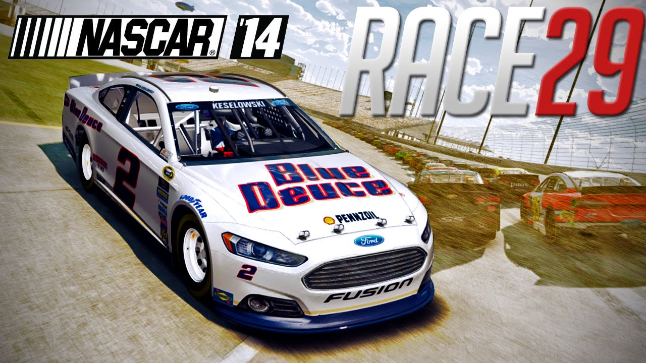 Download NASCAR '14 - Race 29 at Chicagoland!