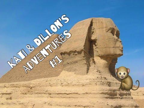Kati & Dillon's Adventures #1 - Children's Bedtime Story/Meditation