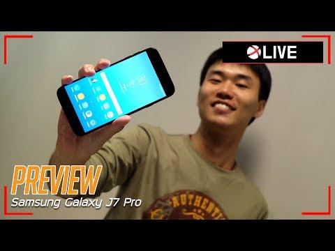 เฮียแม็พ.ยืมรีวิว Samsung Galaxy J7 Pro [TechXcite Live]